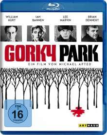 Gorky Park (Blu-ray), Blu-ray Disc