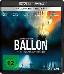 Ballon (Ultra HD Blu-ray & Blu-ray), 1 Ultra HD Blu-ray und 1 Blu-ray Disc