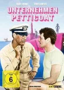 Unternehmen Petticoat, DVD