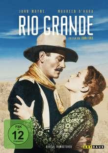 Rio Grande, DVD
