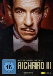 Richard III (1995), DVD