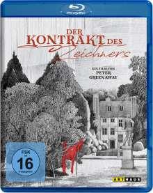 Der Kontrakt des Zeichners (Blu-ray), Blu-ray Disc