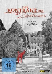 Der Kontrakt des Zeichners, DVD
