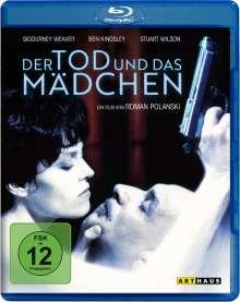 Der Tod und das Mädchen (Blu-ray), Blu-ray Disc
