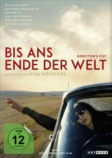 Bis ans Ende der Welt (1991) (Director's Cut), 3 DVDs