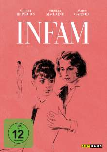 Infam, DVD