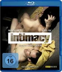 Intimacy (Blu-ray), Blu-ray Disc