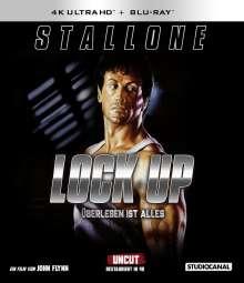 Lock Up - Überleben ist alles (Ultra HD Blu-ray & Blu-ray), 1 Ultra HD Blu-ray und 1 Blu-ray Disc