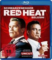 Red Heat (Blu-ray), Blu-ray Disc