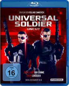 Universal Soldier (Blu-ray), Blu-ray Disc