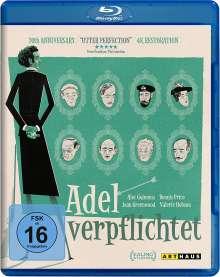 Adel verpflichtet (Blu-ray), Blu-ray Disc