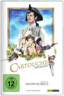 Cartouche - Der Bandit, DVD
