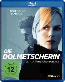Die Dolmetscherin (Blu-ray), Blu-ray Disc