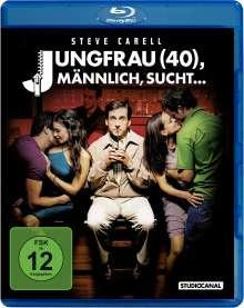 Jungfrau (40), männlich, sucht... (Blu-ray), Blu-ray Disc