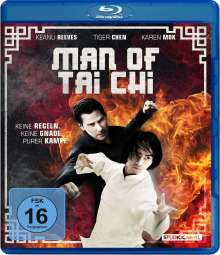 Man of Tai Chi (Blu-ray), Blu-ray Disc