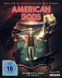 American Gods Staffel 2 (Collector's Edition) (Blu-ray), 3 Blu-ray Discs