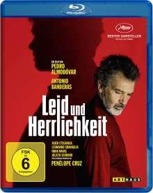 Leid und Herrlichkeit (Blu-ray), Blu-ray Disc