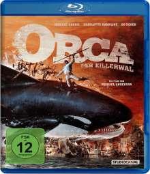 Orca, der Killerwal (Blu-ray), Blu-ray Disc
