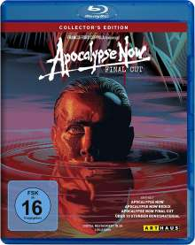 Apocalypse Now (Collector's Edition) (Blu-ray), 4 Blu-ray Discs