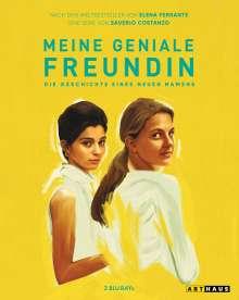 Meine geniale Freundin Staffel 2 (Blu-ray), 2 Blu-ray Discs