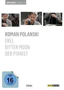 Roman Polanski Arthaus Close-Up, 3 DVDs