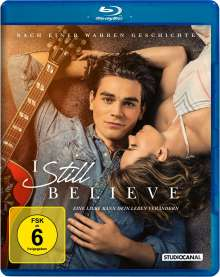 I Still Believe (Blu-ray), Blu-ray Disc