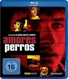 Amores Perros (Blu-ray), Blu-ray Disc