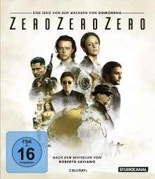 ZeroZeroZero (Blu-ray), 2 Blu-ray Discs