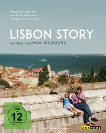 Lisbon Story (Special Edition) (Blu-ray), Blu-ray Disc