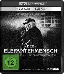 Der Elefantenmensch (Ultra HD Blu-ray & Blu-ray), 1 Ultra HD Blu-ray und 1 Blu-ray Disc