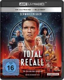 Total Recall (1990) (Ultra HD Blu-ray & Blu-ray), 1 Ultra HD Blu-ray und 1 Blu-ray Disc