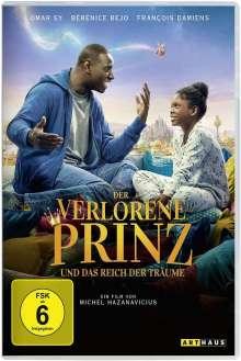 Der verlorene Prinz und das Reich der Träume, DVD
