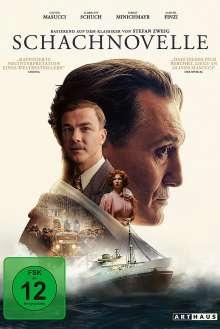 Schachnovelle (2021), DVD