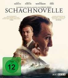 Schachnovelle (2021) (Blu-ray), Blu-ray Disc