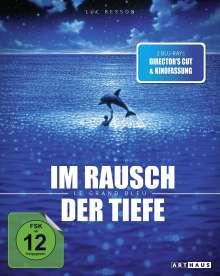 Im Rausch der Tiefe (Blu-ray), 2 Blu-ray Discs