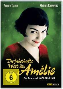 Die fabelhafte Welt der Amélie, DVD