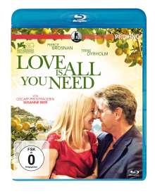 Love Is All You Need (Blu-ray), Blu-ray Disc