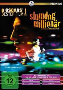 Slumdog Millionär, DVD