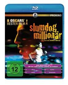 Slumdog Millionär (Blu-ray), Blu-ray Disc