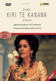 Dame Kiri te Kanawa, DVD