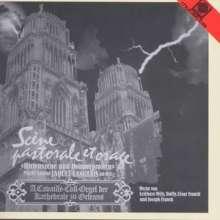 Marie-Louise Jaquet-Langlais - Hirtenszene & Donnergrollen, CD