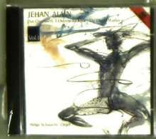 Jehan Alain (1911-1940): Orgelwerke Vol.1, CD
