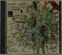 Jehan Alain (1911-1940): Orgelwerke Vol.2, CD