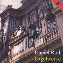 Daniel Roth (geb. 1942): Orgelwerke, CD