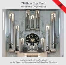 Stefan Schmidt - Kilians Top Ten, CD