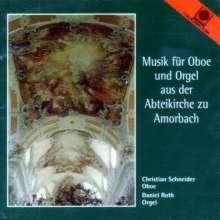 Musik für Oboe & Orgel aus der Abteikirche zu Amorbach, CD