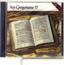 Ars Gregoriana 17 - Historia, CD