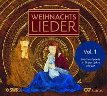 Weihnachtslieder Vol. 1, CD