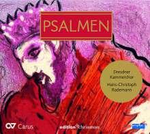 Dresdner Kammerchor - Psalmen in Vertonungen von Heinrich Schütz, CD