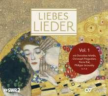 Liebeslieder Vol.1, CD